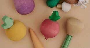 BACK in stock! Wooden vegetable sold out so fast last time and I just got a noti...
