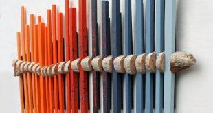 Driftwood Art | Wood Wall Art | Large Wall Art | Wall Art | Contempary Art | Abstract Art | Sculpture | Driftwood | Spinal Drift VI |