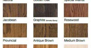 Kitchen floor stain ... Bona DriFast Stain... My colour choices... Graphite (Ebo...