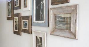 reclaimed wood frames ~ Rose & Grey...*Adding to wishlist*