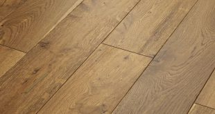 Grand Imperial Golden Smoked Oak Brushed & Lacquered Engineered Wood Flooring