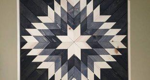 Modern Wood Art,Wood Wall Art,Geometric Wood Art,Reclaimed Wood Wall Art,Wedding Gifts,Rustic Home Decor,Farmhouse Decor,Rustic Wall Art