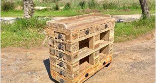 Einfachste Holzpaletten-Recycling-Projekte