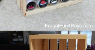 26+ Inspiring DIY Wood Crate Projects & Ideas for 2019