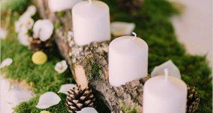 26 Niedlichen Weihnachts Hochzeit Mittelstücke