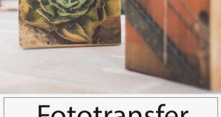 Fototransfer mit Fotopotch - noch besser mit speziellem Papier - SR Transfer ausprobiert