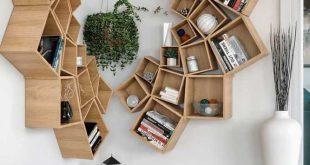 18 Erstaunliche Ideen für die Dekoration Ihres Bücherregals zur Perfektionieru...