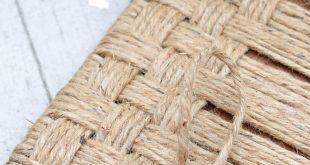 Anderson + Zuschuss: Rustikale DIY Bauernhaus Fußsohlen
