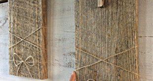 Bilderrahmen aus wiederverwendetem Holz, 4 x 6 Barnwood-Rahmen, beunruhigte Holz...