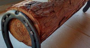 Dieser stumpfe Rollentisch ist der perfekte Begleiter zu einem Stapel Bodenkissen.