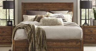 Montauk QUEEN Size Solid Wood Bed #montauk #queen #solid