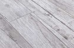 Rustic White Wood Porcelain Tile 8x48 Plank Rectified