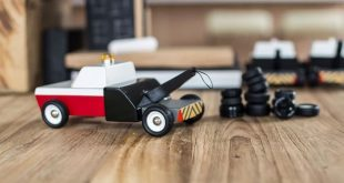 Throwback Solid Wood Toys Inspired By Vintage Cars