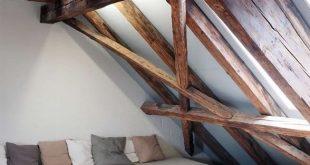 Umbau Scheune Meisenrain / Einbau eines Einfamilienhauses in eine Scheune, Denkm...