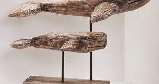 - Whale Figurine