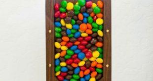 Wie man eine hölzerne Süßigkeitmaschine herstellt