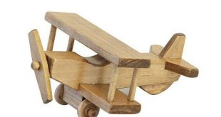Wooden Dump Truck Toy, Kid-Safe Finish, Amish-Made