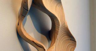 adrien segal .art.design.data.sculpture | Water Form Studies #WoodSculpting