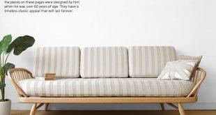 joystyle-interior: 3P sofa カウチソファイギリスアーコール 355 stu...